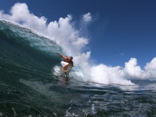 Champion Surfer Mick Fanning Future Undecided