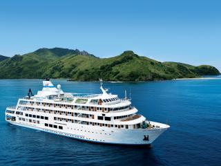 Cruise into a Fiji Holiday