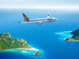Fiji Airways Hits Record Revenue