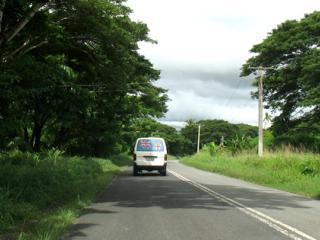 Fiji on Four Wheels