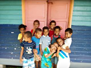 Volunteer Tourism Takes Off in Fiji