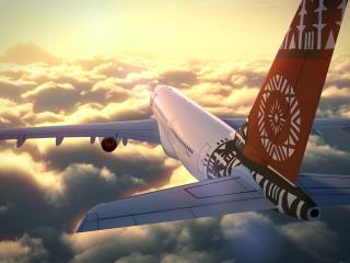 What It's Like To Fly Business Class To Fiji
