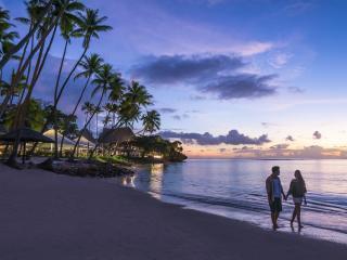 Lagoon Beach Sunset