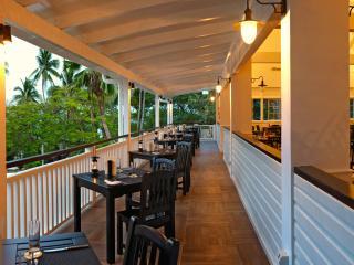 Terrace Restaurant Veranda