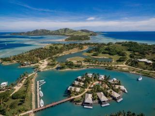 Island Villa - Aerial