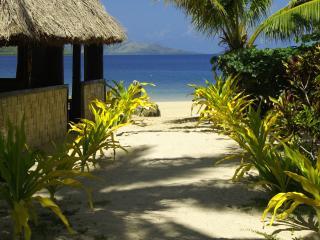 Nukubati beachfront