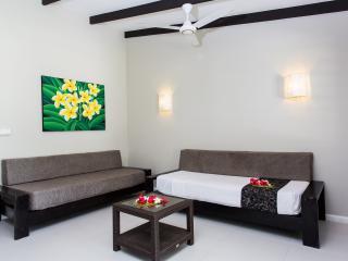 1 Bedroom Garden Terrace - Lounge Area