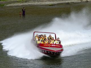 Sigatoka River Safari - 360 Spins