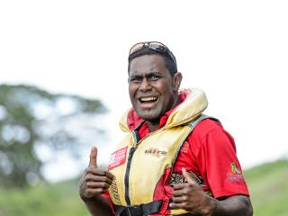 Sigatoka River Safari - Captain Freddy