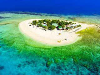 South Sea Island Cruise - Aerial